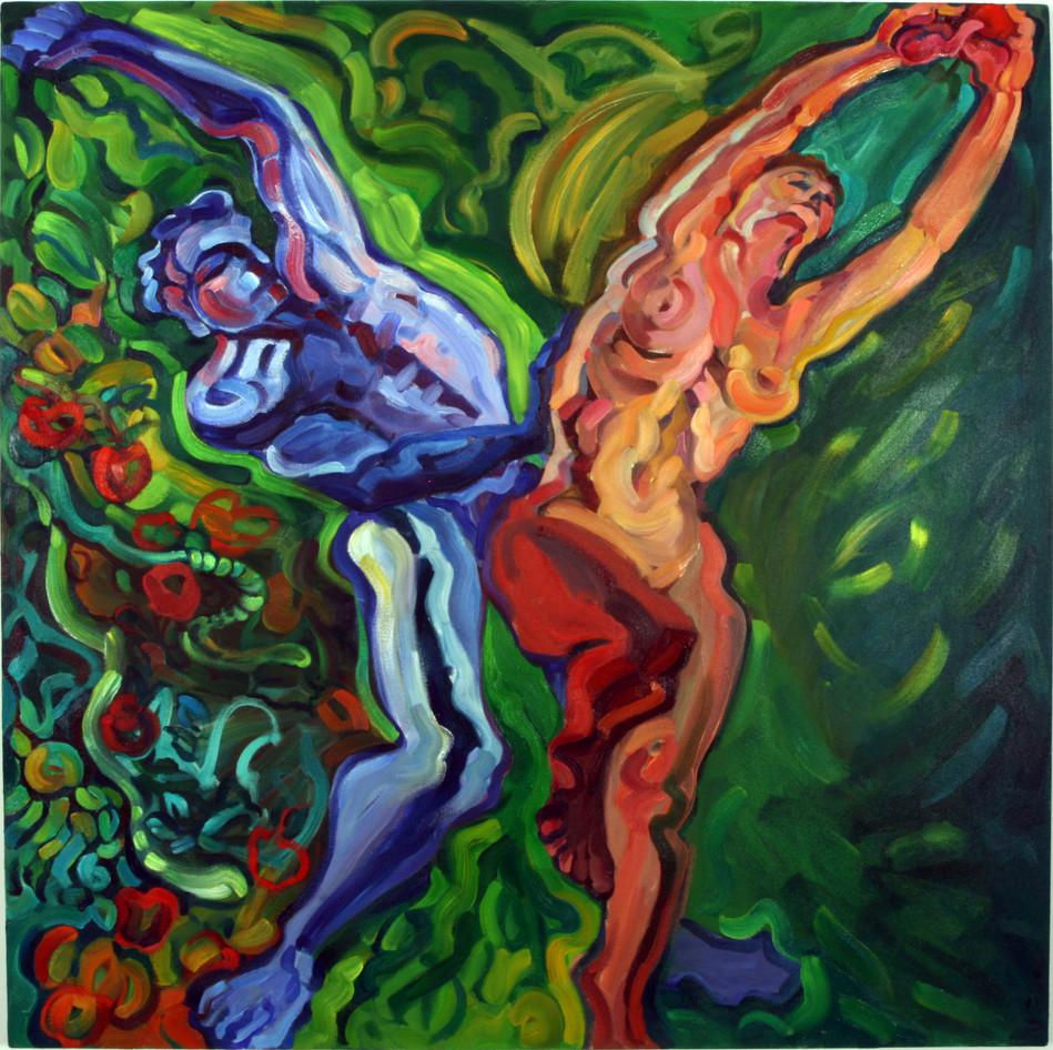 Corporeal Reach: Adam & Eve