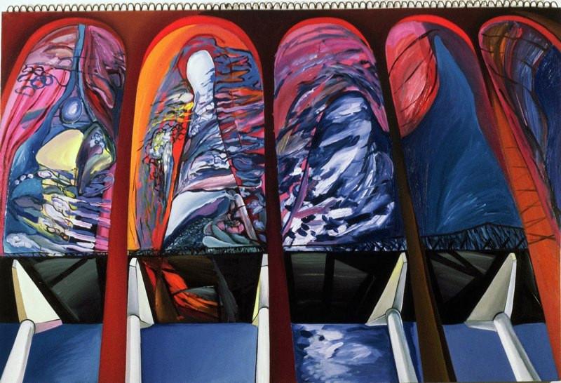 Dual Gyre & Celestial Curtains