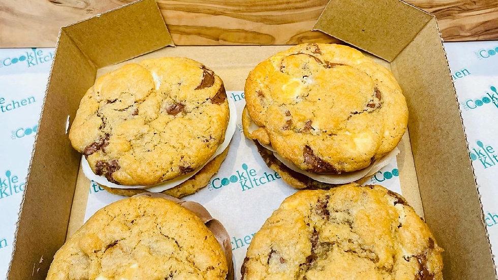 Mixed Cookie Sandwich Box
