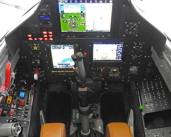 Garmin G3X and cockpit restoration by Code 1 Aviation