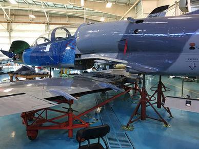 Code 1 Aviation | Warbird Restoration