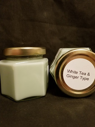 White Tea/Ginger Type Candle