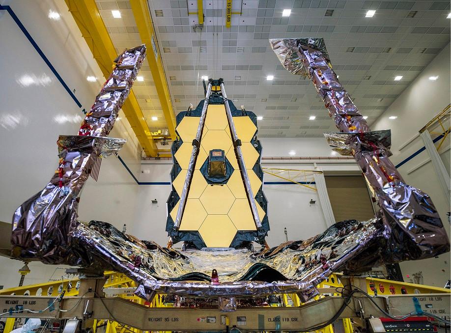 NASA temporarily stops Work on James Webb Space Telescope due to Corona Virus