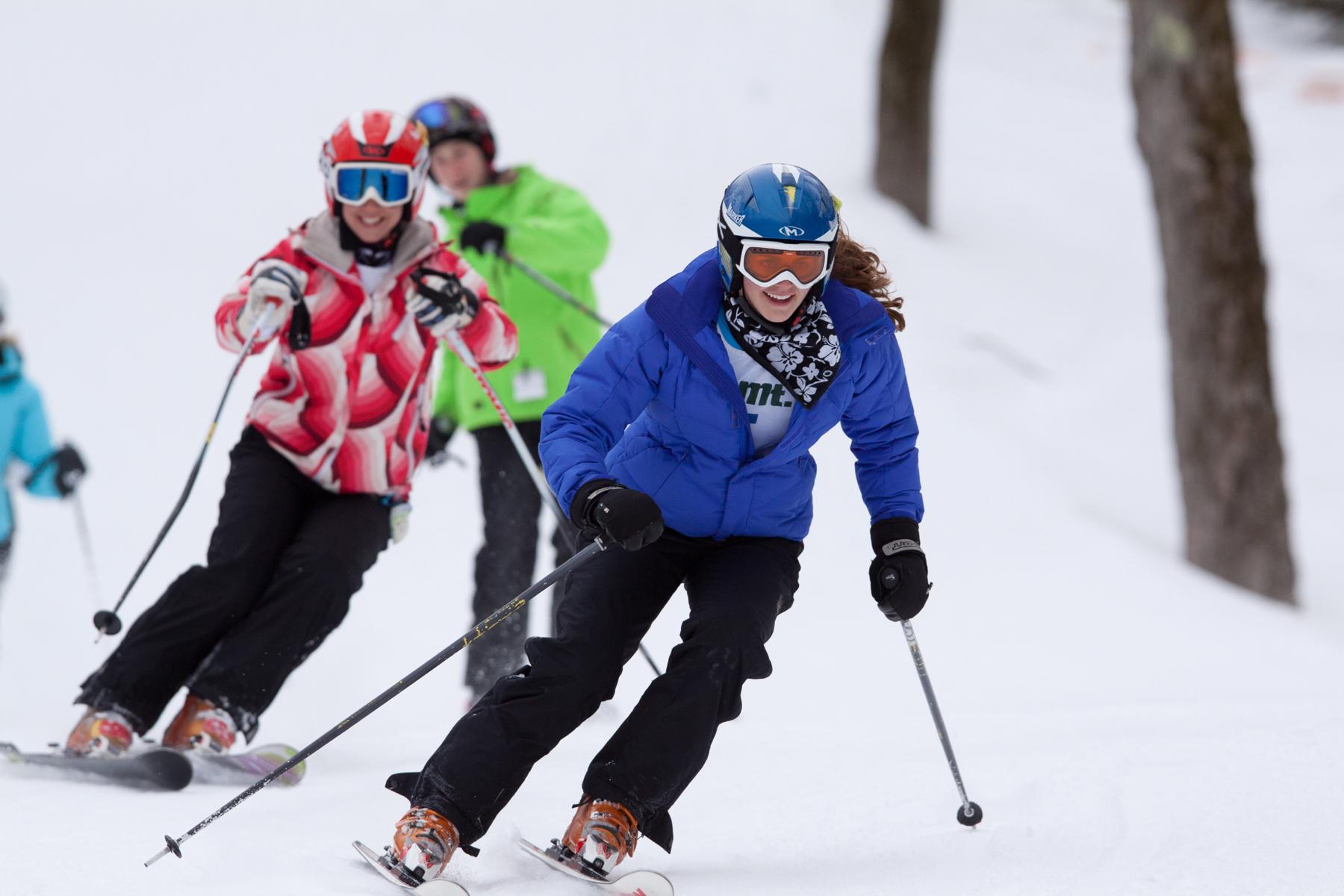 Numerous Ski Areas