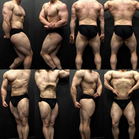 13 Weeks Out from show #1