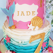 Thank you to everyone who came to Jade's