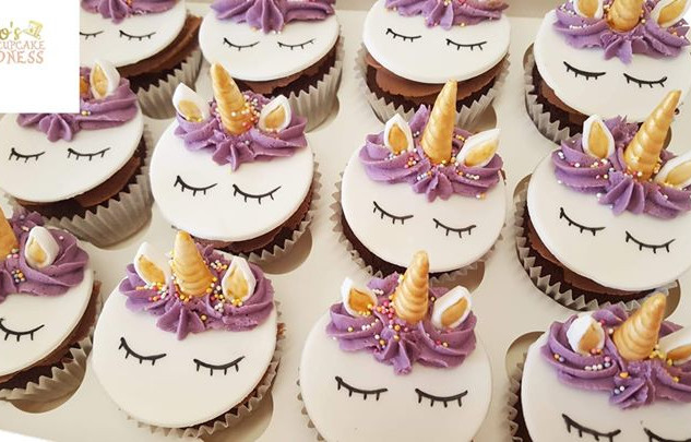 Unicorn cupcakes gone out today. These a