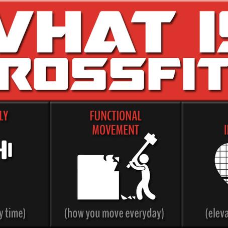L' histoire du CrossFit