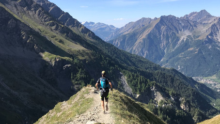 Training for the mountains and living in the lowlands