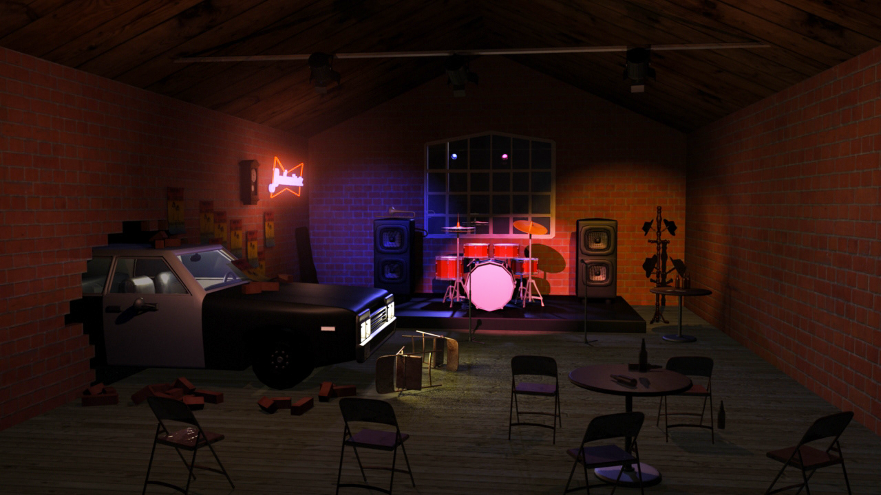 Blues Brothers Club