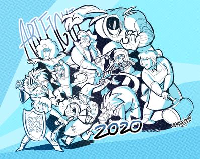 Artfight 2020