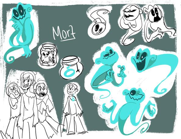 Mort Character Sheet
