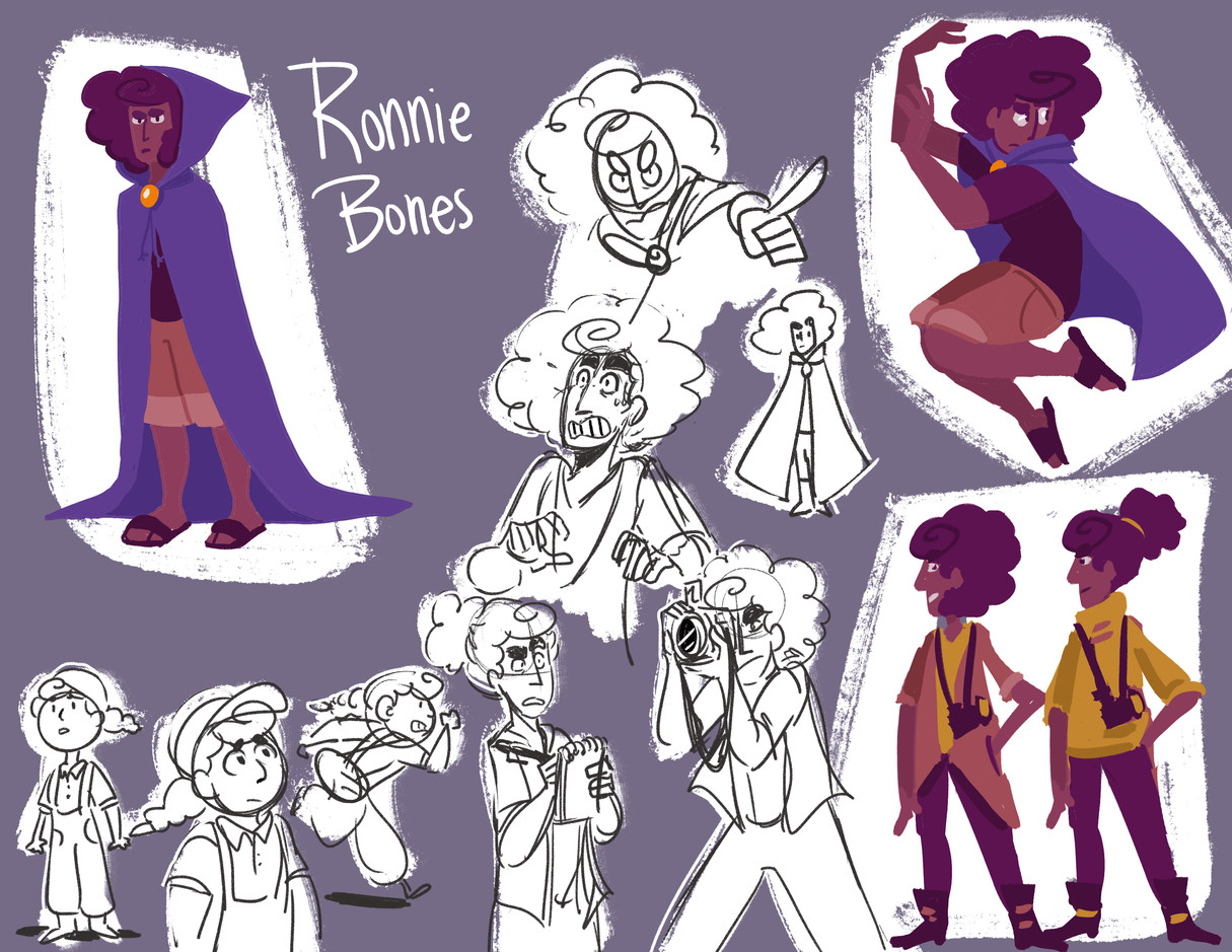Ronnie Character Sheet
