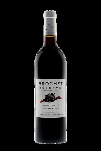 IGP Val de Loire Brochet Réserve pinot noir 2018 75cl