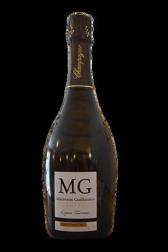 Champagne MG Esprit Terroirs millésimé 2012 brut nature 75cl