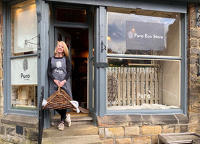 PURA ECO STORE - INTERVIEW WITH NICKY HOPWOOD.