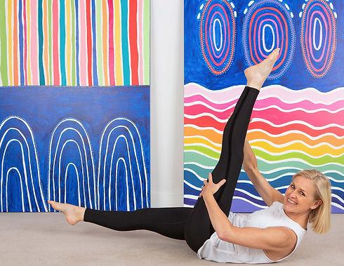 Sarah Clough, Pilates Expert, 5 Day Pila