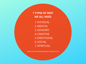 7 Types of Rest We All Need