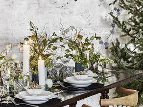 Ideas For This Year's Christmas Table