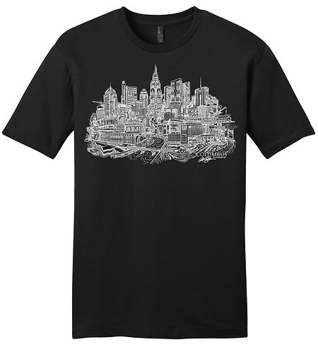 COLUMBUS | SHORT SLEEVE