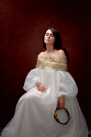 Sharon den Adel of WITHIN TEMPTATION for PORTRAITS