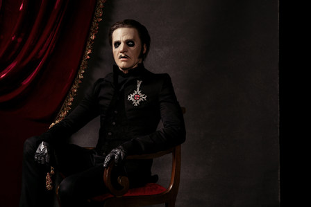 Cardinal Copia of GHOST for PORTRAITS