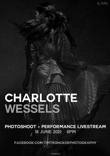 Charlotte Wessels livestream Tim Tronckoe