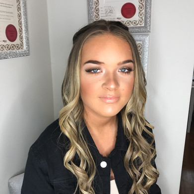 Professional Wedding Makeup in Nottingham by Keeley's Beauty Box