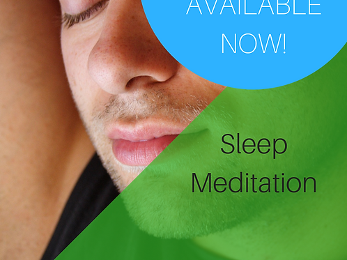 Sleep Meditation. Free with the Desk Cards