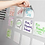 Thumbnail: Remember It Dry-Erase Sticky Notes. Reusable Whiteboard Stickers. Free Shipping