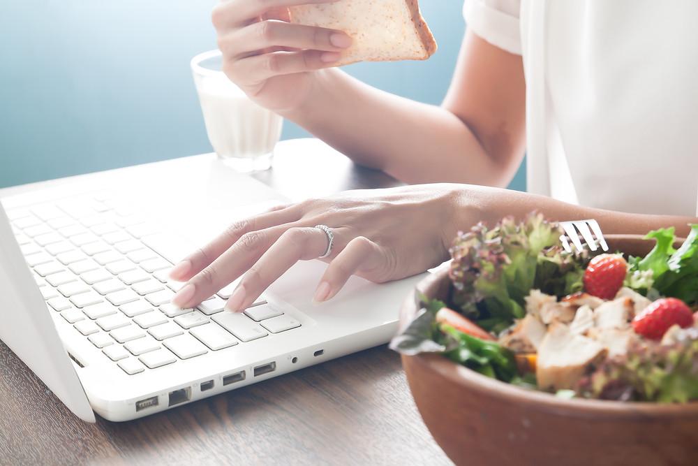 mindful eating, mindfulness, workplace wellness