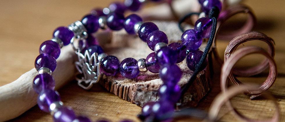 Améthyste | Bracelet