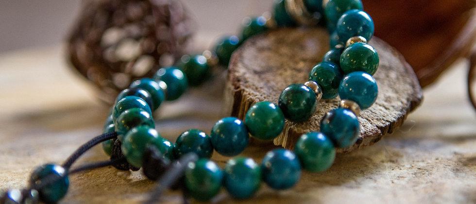 Chrysocolle | Bracelet
