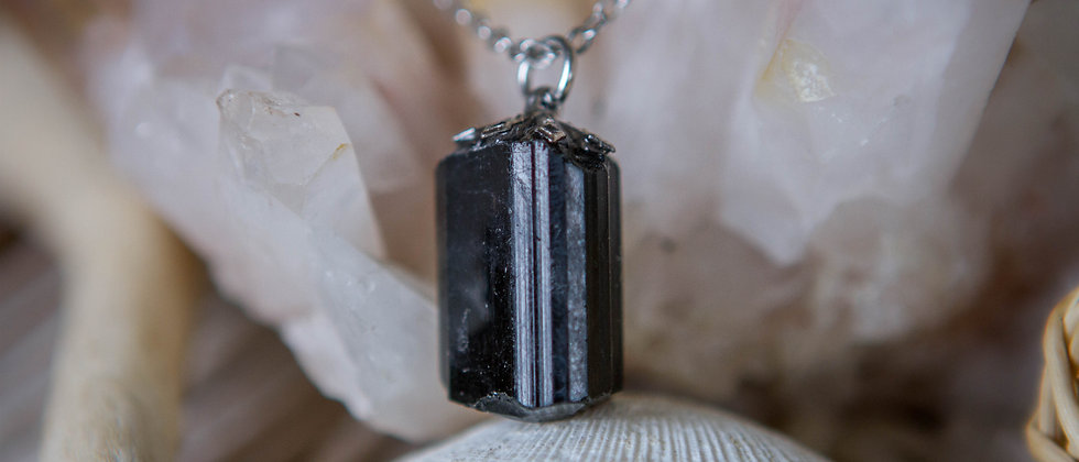 Tourmaline Noire | Pendentif