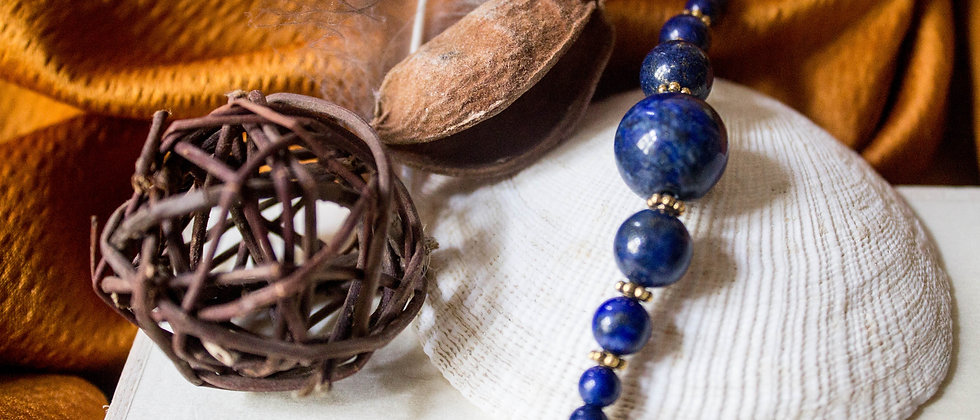 Lapis-Lazuli | Bracelet