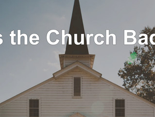 Is the Church Bad?