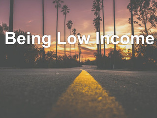 Being Low Income