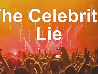 The Celebrity Lie