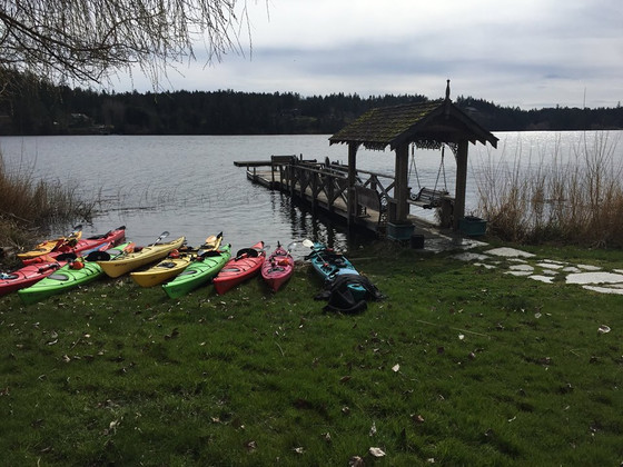 Spring Break Intro to Kayaking