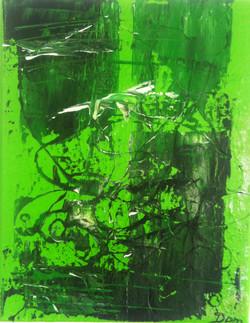 arabesque vert - copie