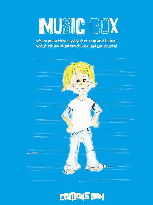 Music BOX garçon