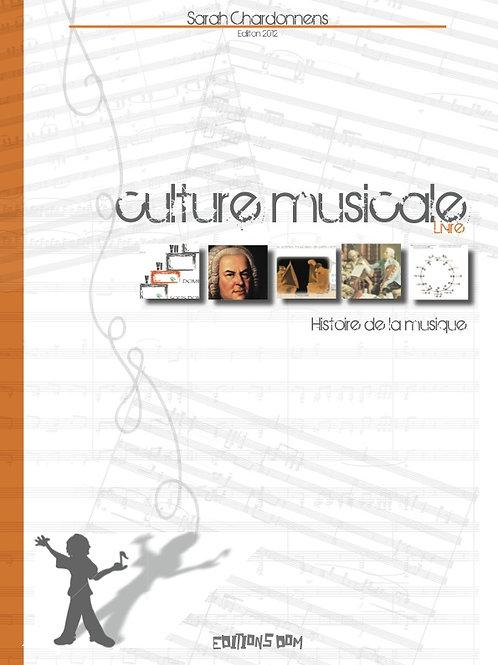 Culture musicale