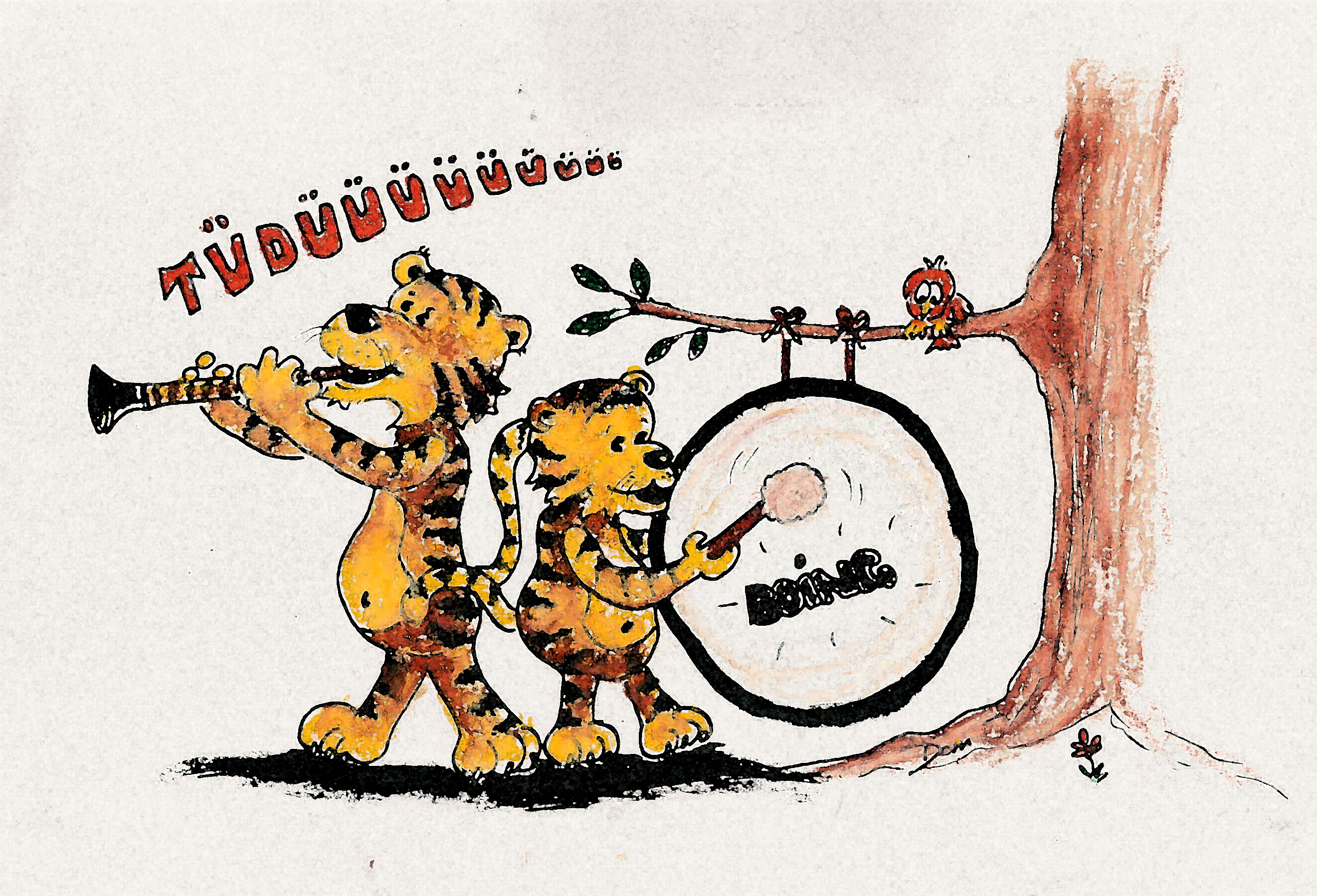 tigerklarinette