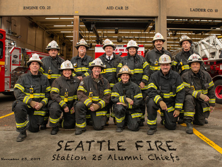 Station 25 Alumni Chiefs.