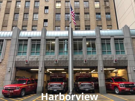 Seattle Fire Department D-Shift medics represent.