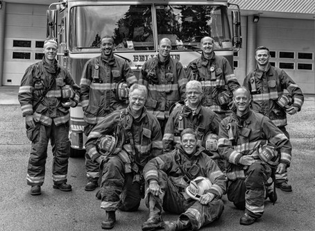Bellevue Fire Station One.