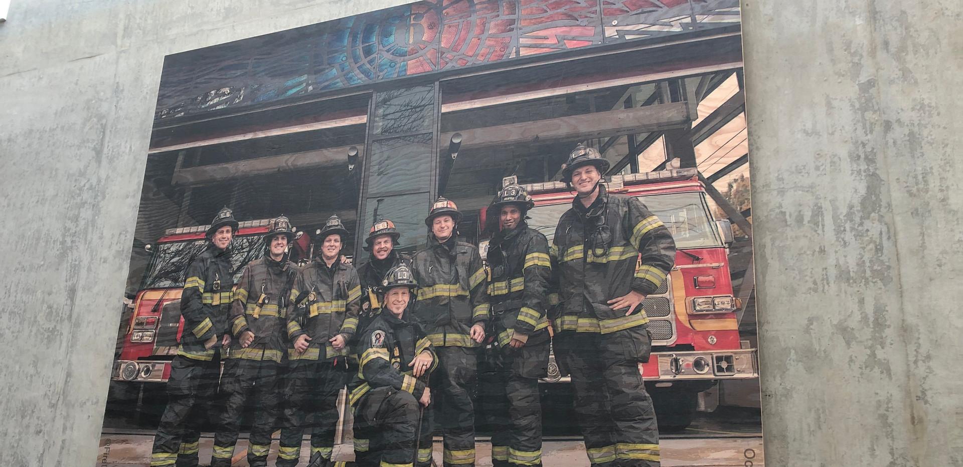 Seattle Firehouse 6