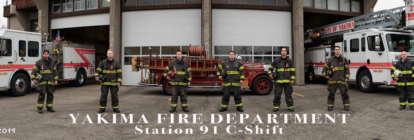 Short Yakima Station 91 C Shift Pano Fil