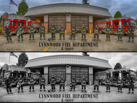 Thanks Lynnwood Station 15!