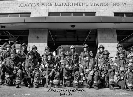 "Seattle Station 17 is a ""Full House""."